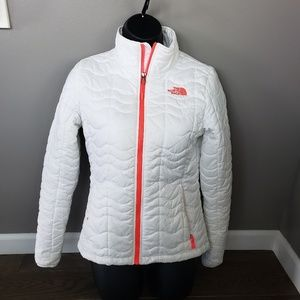 North Face thermoball coat